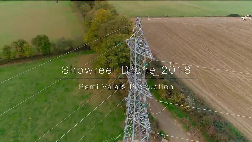 Showreel Rémi Valais Production